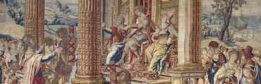 Tapestry representative of Visiting Committee for European Sculpture and Decorative Arts