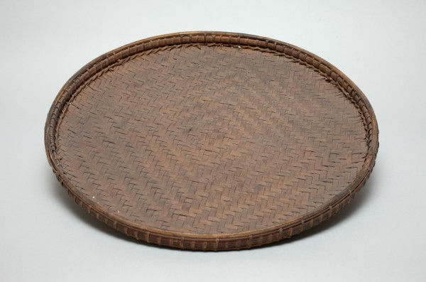 Unknown, Grain Basket, n.d.a., Bamboo. Detroit Institute of Arts.