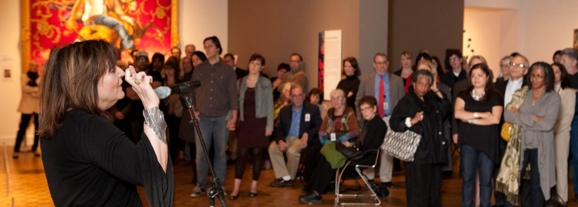 Friends of modern and contemporary art event